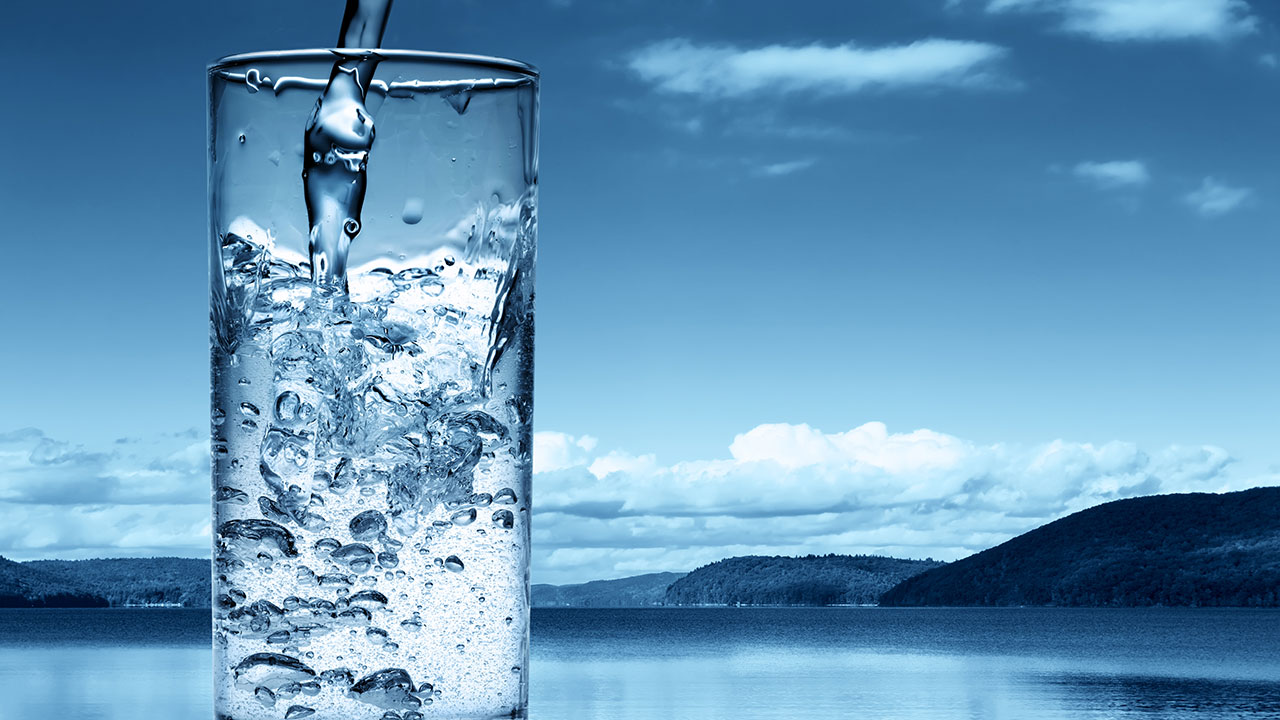 Create Naturally Alkaline Water