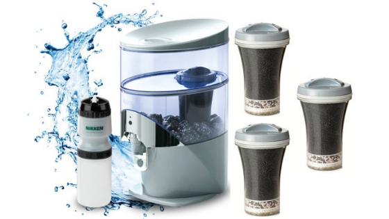 pimag waterfall filter offer plus pimag bottle