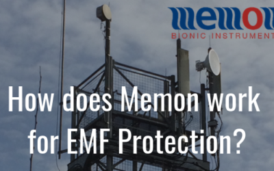 How does Memon work for EMF Protection?