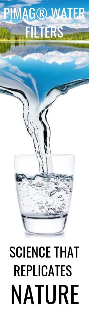 nikken pimag water filters