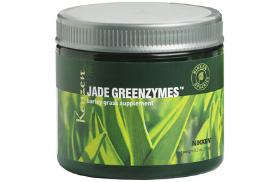 nikken jade greenzymes organic barley grass shot