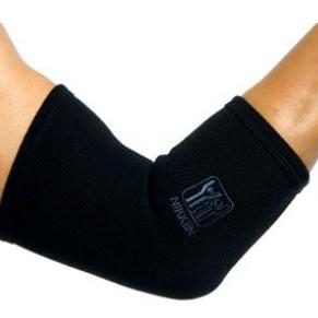 nikken kenkotherm elbow support wrap far infrared