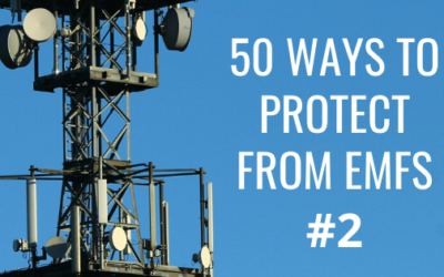 50 Ways to Protect from EMFs: #2 – Airplane Mode