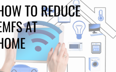 How to Reduce EMFs at Home