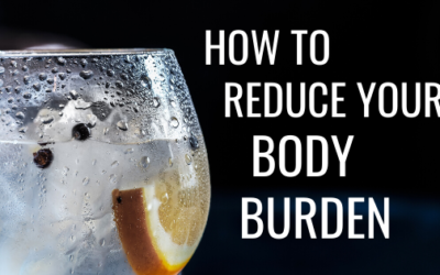 How to Reduce Your Body Burden