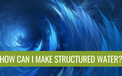 How Can I Make Structured Water?