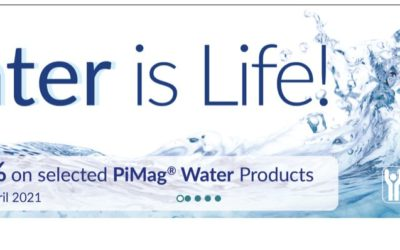 PiMag Water Filters On Sale – 20% Off